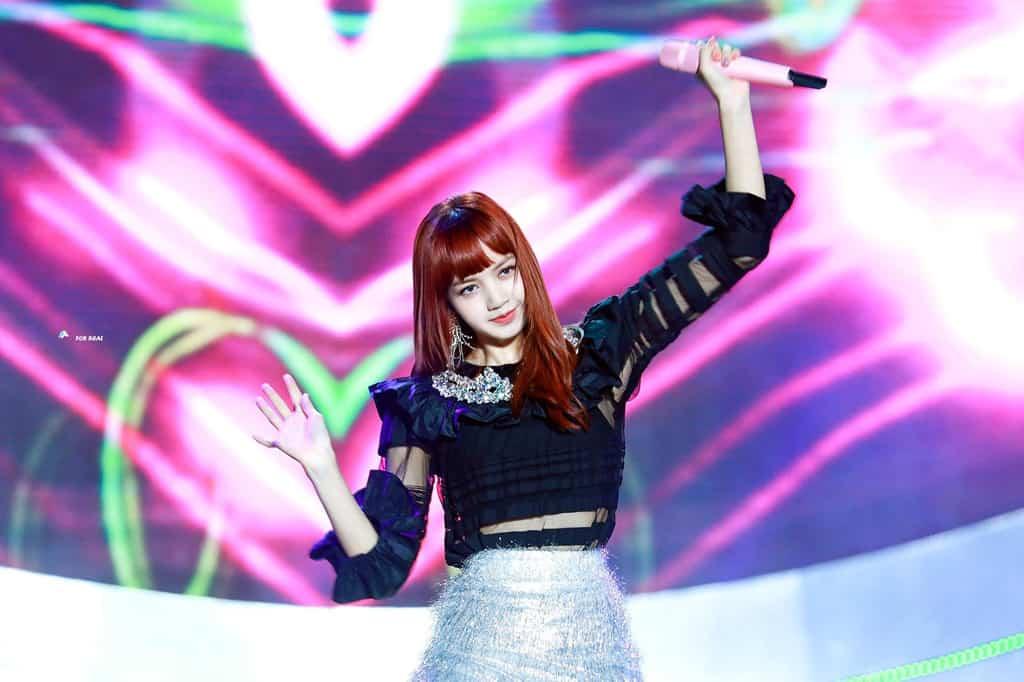 Lisa, Black Pink