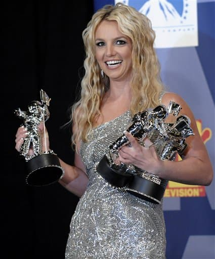 britney spears MTV Video Music Awards 2008