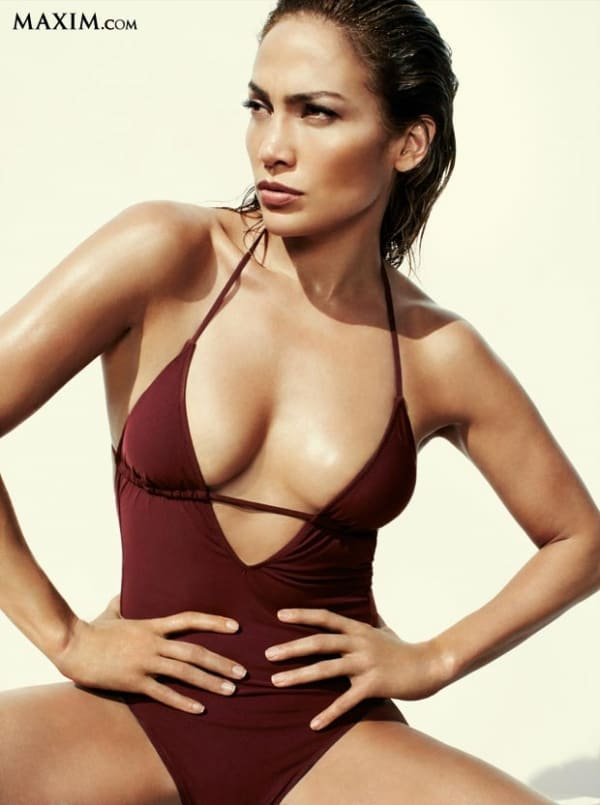 Maxim, Jennifer Lopez