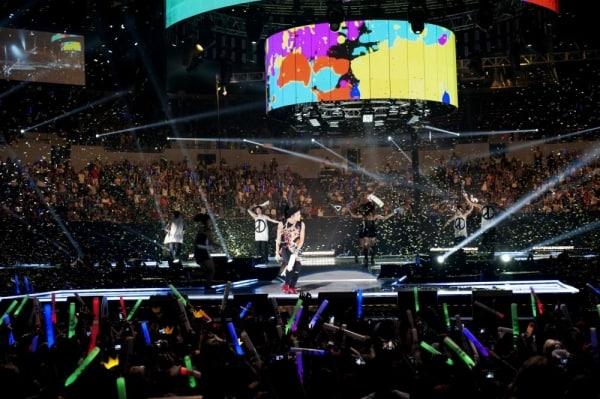 kpop, 10 tour diễn đắt giá nhất kpop, dbsk, big bang, exo,tvxq