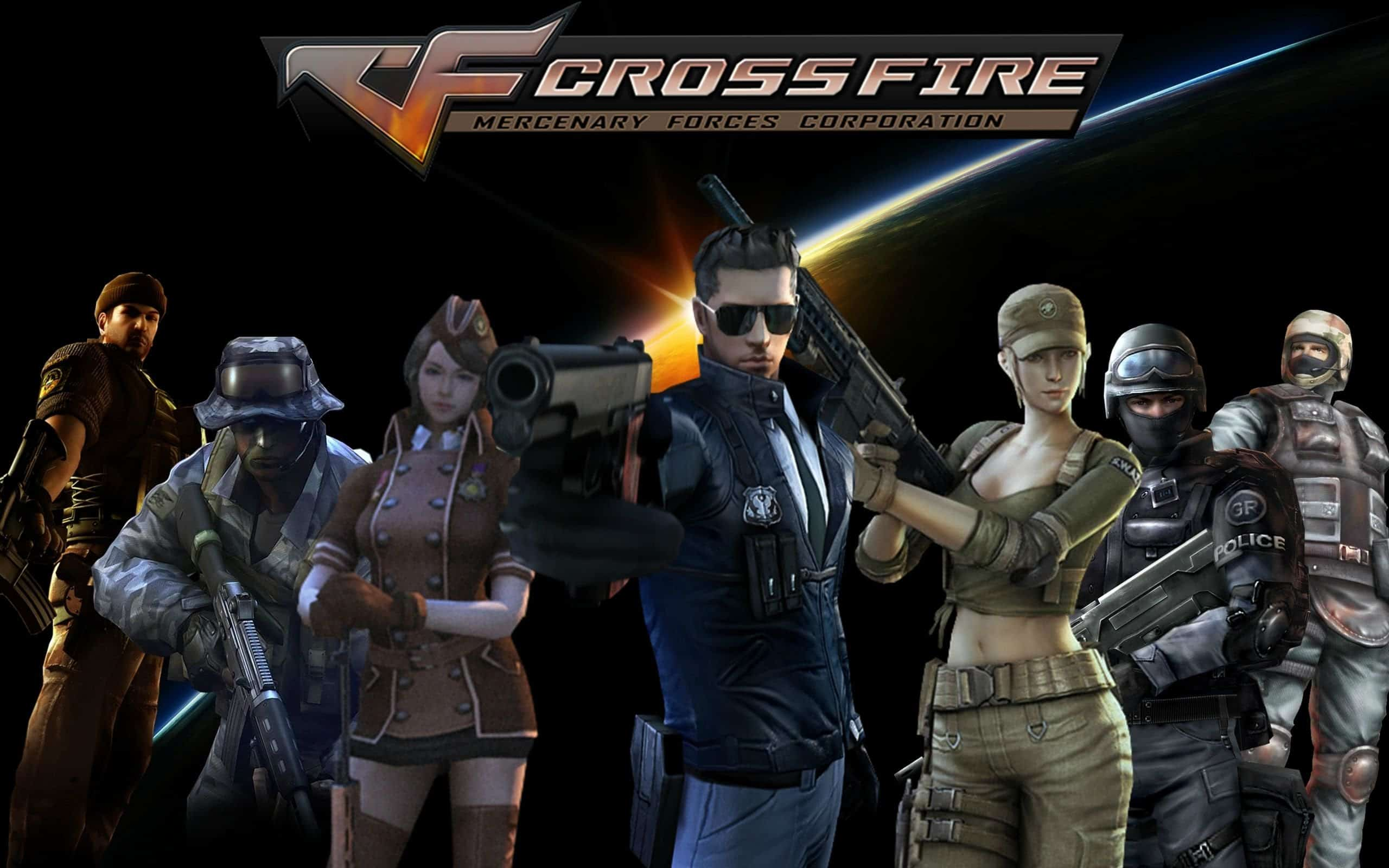 Cross Fire, CF legends, CF là gì