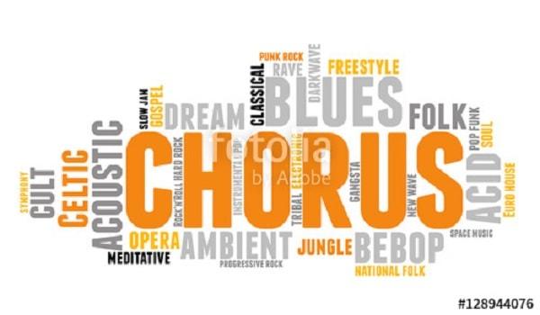 chorus là gì Melody là gì? 4 thuật ngữ âm nhạc chắc chắn bạn chưa biết