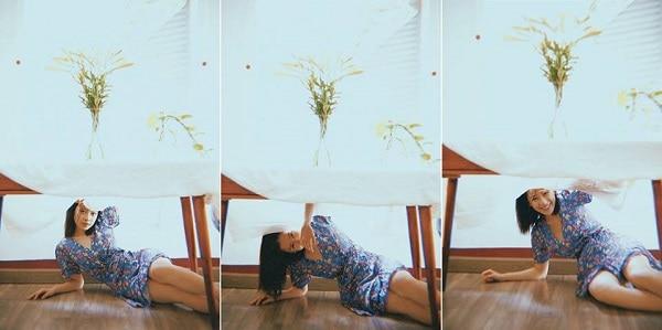 Bộ ảnh Lolita dễ thương của Chi Pu