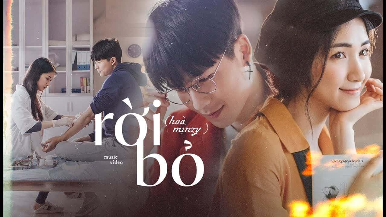 """Hòa Minzy và Yoon Trần trong phần 1 của """"Rời bỏ"""""""