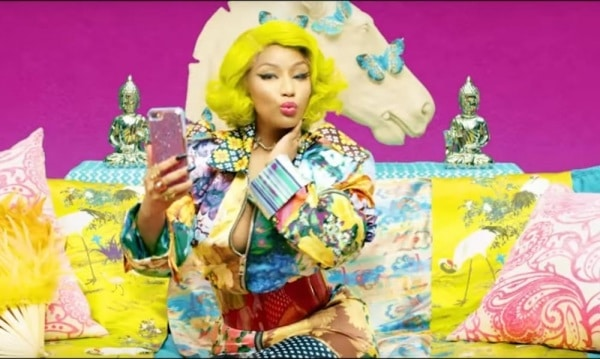 Nicki Minaj bất ngờ xuất hiện trong MV IDol phiên bản đặc biệt của BTS