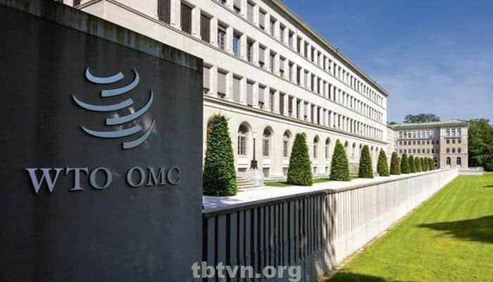 trụ sở WTO